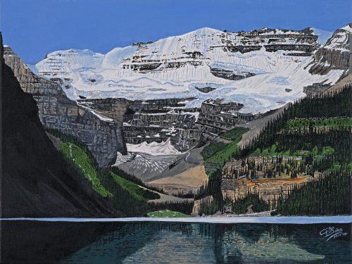 Painting - Mt Victoria